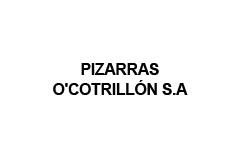 PIZARRAS O`COTRILLÓN S.A
